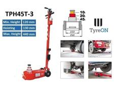 TyreOn TPH45T-3 | Air hydraulic truck jack | 45T