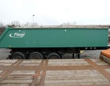 Fliegl DHKA 350 /24m3/load 29,600kg / SAF / lift axle