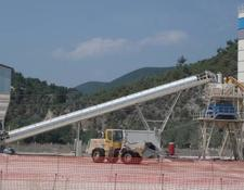 Constmach STATIONARY TYPE CONCRETE PLANT, 120 m3/h CAPACITY