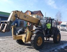 Caterpillar telehandler TH560B