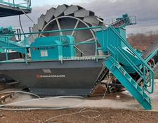 Constmach New System Bucket Wheel Washer For Sale