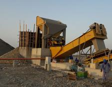 Constmach High Efficiency Screw Washers ( Spiral Sand Washing Plant )For S