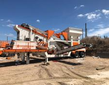 Constmach Portable Screening And Washing Plant For Sale