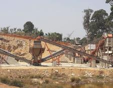 Constmach CALL NOW!, 150 tph CAPACITY MOBILE GRANITE CRUSHING PLANT