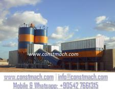 Constmach STATIONARY 240 FULL AUTOMATIC CONCRETE FACTORY