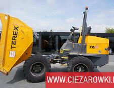 Terex TA 9 1300 MTH ! like NEW , mini dumper , load capacity 9,000kg ,