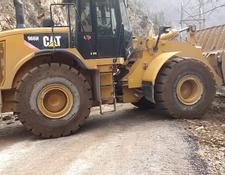Caterpillar wheel loader 966