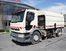 Renault road sweeper 270DCI , 4X2 , swepper VAIALR 5,5m3 , karcher