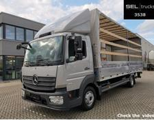 Mercedes-Benz Atego 818 / Ladebordwand / EDSCHA