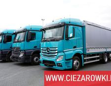 Mercedes-Benz Actros 2542 , STEEL TRANSPORT , E6 , 6x2 , Retarder , lift/steer
