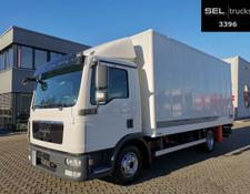 MAN TGL 7.180 4x2 BL / Ladebordwand / Seitentür